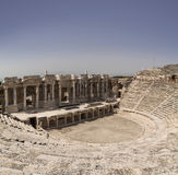 Hierapolis Ancient Site, Turkey Royalty Free Stock Photography