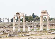 Hierapolis City Ruins Stock Photography