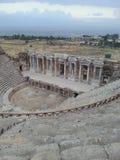 Hierapolis A D 3de Eeuw stock foto's