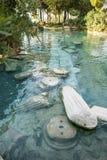 Hierapolis Hot Springs Turkey Royalty Free Stock Photos