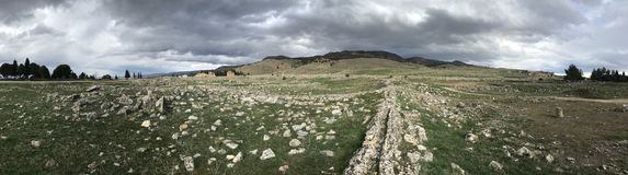 Hierapolis obraz royalty free