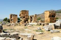 Hierapolis -  Pamukkale Stock Photography