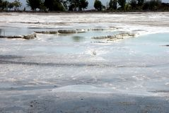 Hierapolis -  Pamukkale Royalty Free Stock Images