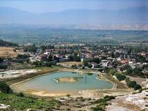 Hierapolis-Pamukkale Stock Photos
