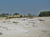 Hierapolis-Pamukkale Royalty Free Stock Photography