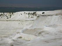 Hierapolis-Pamukkale Royalty Free Stock Photo