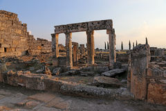 Hierapolis Remains Royalty Free Stock Images