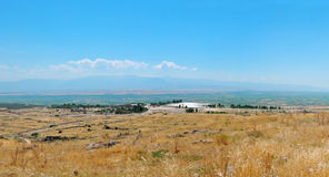 Hierapolis ruins Royalty Free Stock Photo