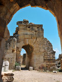 Hierapolis ruins Stock Photo