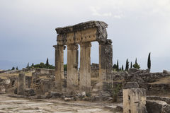 Hierapolis Royalty Free Stock Photo