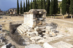 Hierapolis Royalty Free Stock Photos