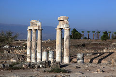 Hierapolis Royalty Free Stock Photography