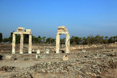 Hierapolis Stock Images