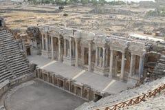 Hierapolis Ruins Stock Image