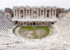 Hierapolis Theatre Royalty Free Stock Photography