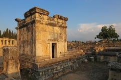 Hierapolis Tomb Royalty Free Stock Photo