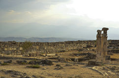 Hierapolis Turkey Royalty Free Stock Photo