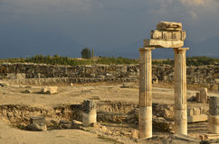 Hierapolis Turkey Royalty Free Stock Photos