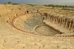 Hierapolis Turkey Royalty Free Stock Photography