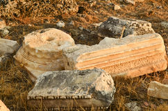 Hierapolis Turkey Stock Photo