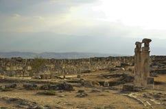 Hierapolis Turkey Royalty Free Stock Photo