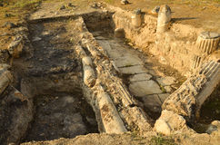 Hierapolis Turkey Royalty Free Stock Images