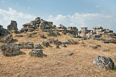 Hierapolis, Turkey Stock Images