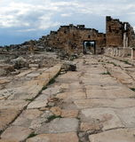 Hierapolis Royalty Free Stock Images