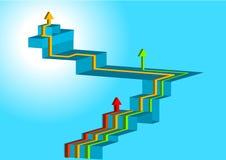 Hierarchien-Konzept Stockbild