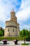 3 Hierarchs Kerk - Iasi Roemenië Europa Gebouwd in 1637-1639, gefinancierd door Moldavische koning Vasile Lupu is het klooster bi Royalty-vrije Stock Foto's