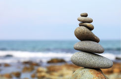 Hierarchy and Balance Stock Image