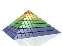 hierarquia Fotografia de Stock Royalty Free