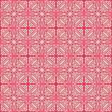 Hierba completamente llenada como el ejemplo inconsútil del modelo del fondo del diseño en tono rosado rojizo fotos de archivo libres de regalías
