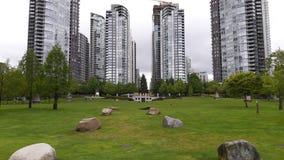 Hierba constructiva de tres rocas Foto de archivo