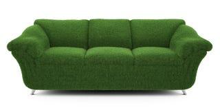 Hierba del sofá Foto de archivo libre de regalías