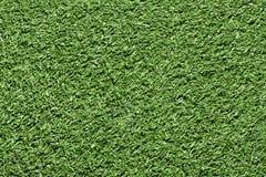 Hierba verde artificial falsa fotografía de archivo