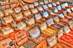 Hierbas medicinales Fotografía de archivo libre de regalías
