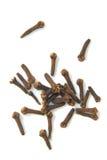 Hierbas secas de los clavos Imagen de archivo libre de regalías