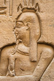 Hieroglif, Egipt Zdjęcie Stock