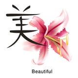 hieroglifu japończyk Zdjęcie Stock