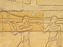 Hierogliphits Royalty Free Stock Image