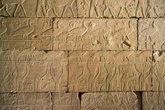 Hieroglyfer Arkivbilder