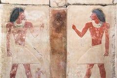 Hieroglyfer Royaltyfria Foton