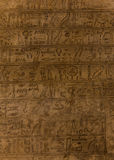 hieroglyph fotografia de stock royalty free