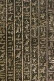 Hieroglyph egípcio imagem de stock royalty free