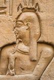 Hieroglyph, Egypt. Hieroglyph in Karnak Temple, Egypt Stock Photo