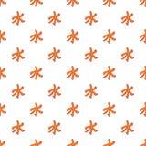 Hieroglyph pattern, cartoon style Stock Photography