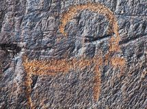 Hieroglyph. Texture Stock Photos