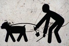 hieroglyphics σύγχρονο Στοκ εικόνα με δικαίωμα ελεύθερης χρήσης