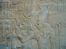 hieroglyphics Στοκ Εικόνες